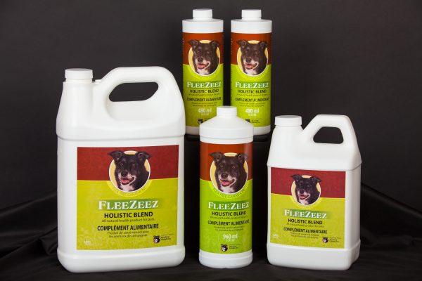 FleeZeez products